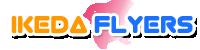 IKEDA FLYERS | Logo